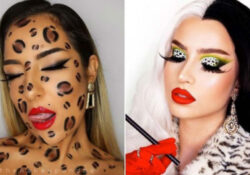 23 Sexy Halloween Makeup Ideas for Women