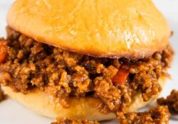 EASY Sloppy Joe Recipe (30 minutes!)