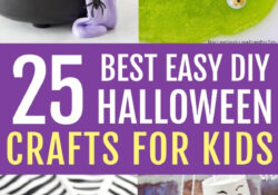 25 Best Halloween Crafts For Kids That Are Wickedly Fun