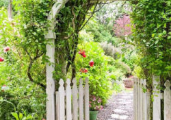 37 Garden Gate And Pathway Ideas To Beautify Your Garden