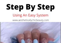 How To Do Acrylic Nails At Home Step By Step