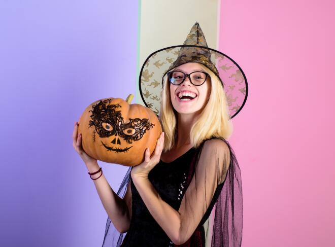 costume ideas for this Halloween to pair with your favourite glasses