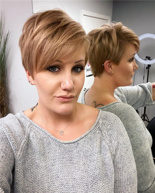 Under Cut Pixie