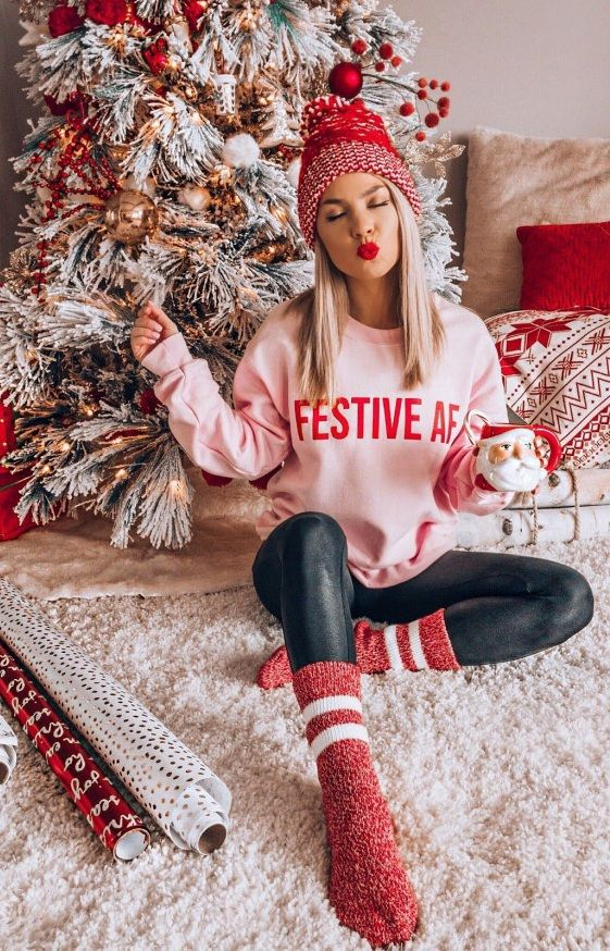 Everyday Christmas clothes