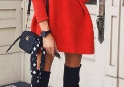 Over 40 cute Christmas outfits for women to inspire