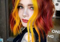 10 shoulder length haircuts and colors