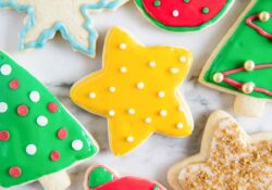 SIMPLE Christmas Candy Cookies - I Heart Naptime