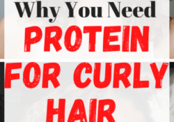 4 top reasons you need protein for curly hair