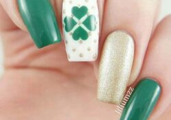 50 Adorable St Patrick & # 39; s Day Nails That You Will Want To Put Back On