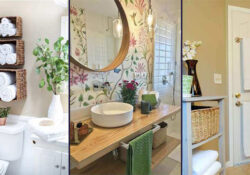 10 Small Bathroom Towel Storage Ideas