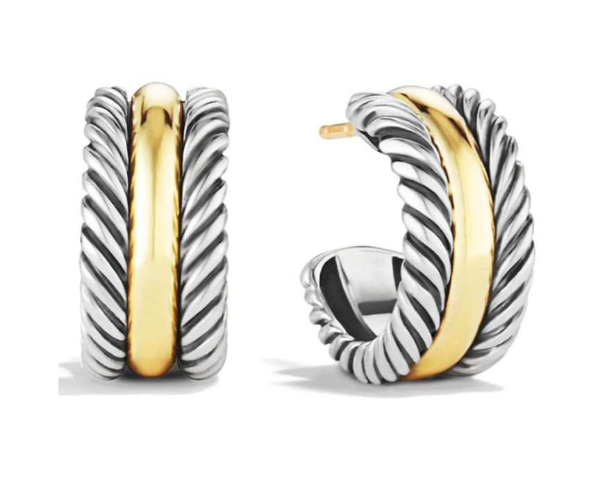 The best luxury gifts for women with everything: David Yurman earrings