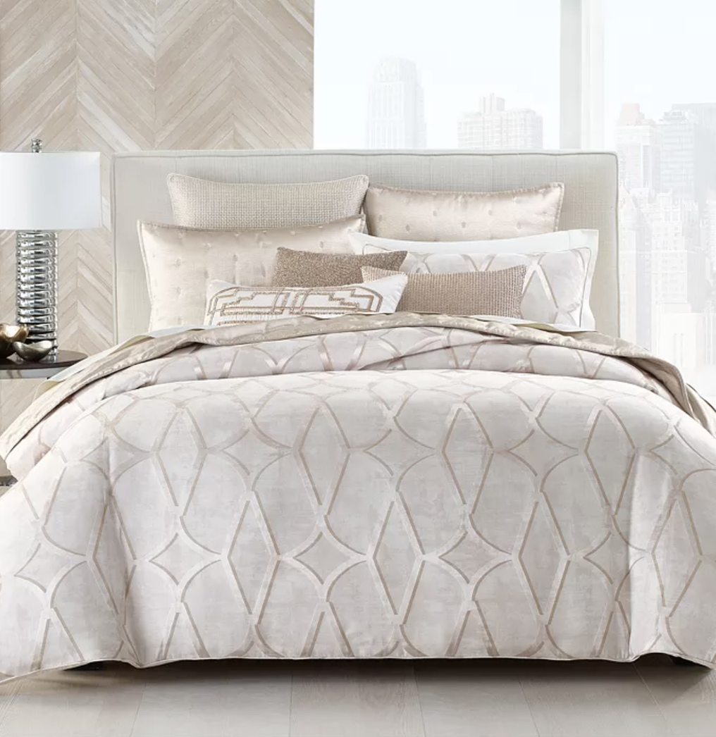 Luxurious gifts for the woman who has it all: bed linen