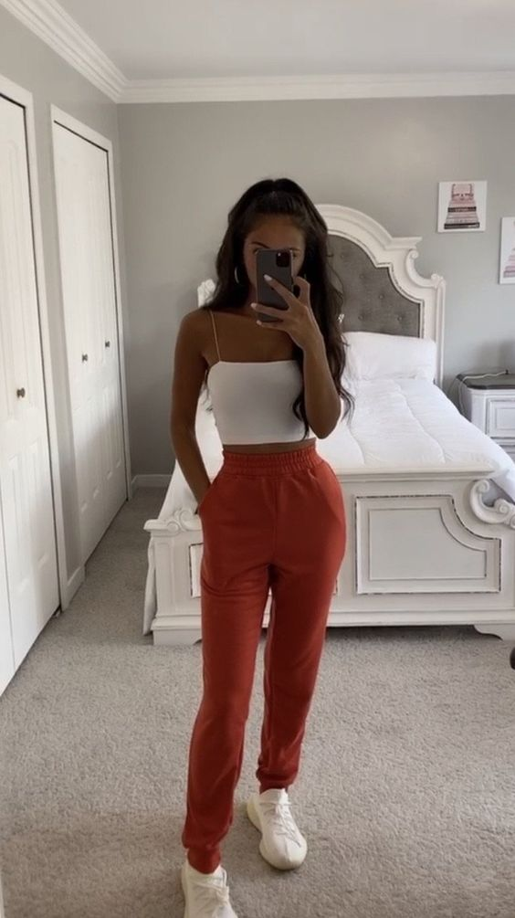 Cute outfits with joggers