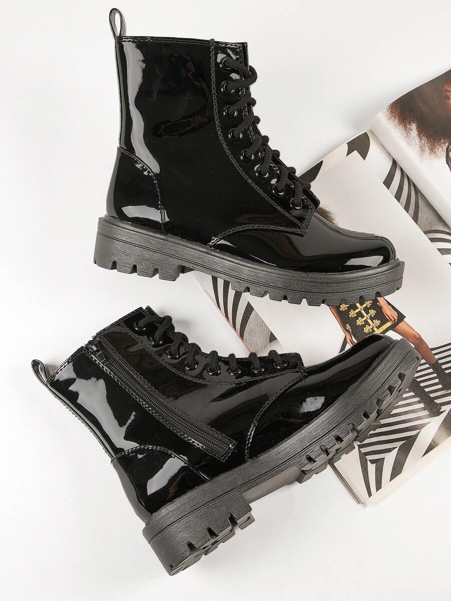 DR. Best patent boot alternatives to Martens