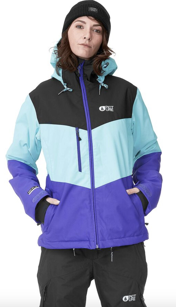 The best cruelty-free and sustainable ski jacket brands: Picture Organic