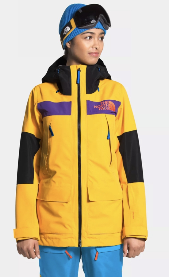 The cheapest brands for ski jackets: The North Face