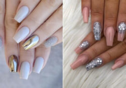 23 stunning silver nails to try in 2021