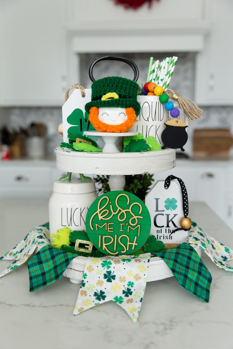 Decoration ideas for St. Patrick & # 39; s Day