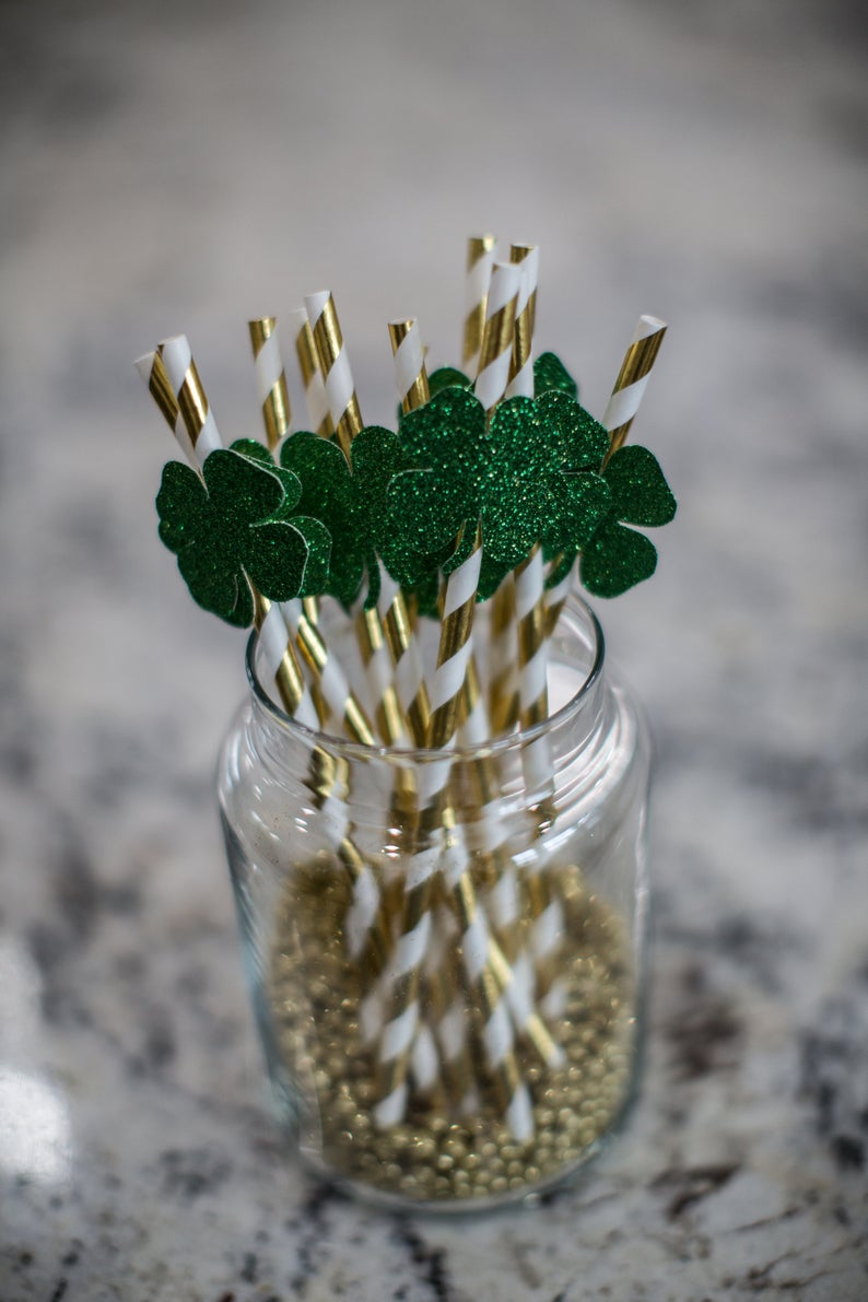 St. Patrick & # 39; s Day party decorations