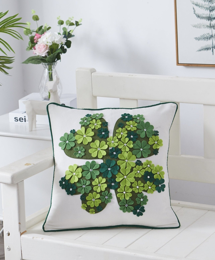 St. Patrick & # 39; s Day pillow cases