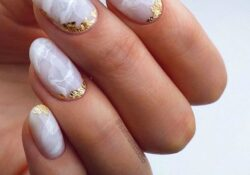 Over 50 Stunning Marble Nails to Try This Year