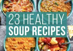 23 Healthy Soup Recipes | Sweet peas and saffron