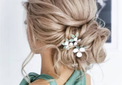 60 Amazing Updos For Wedding Hairstyles And Half Up Half Down And More