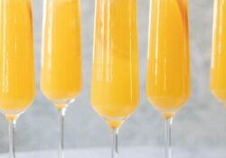Classic mimosa recipe - sugar and charm