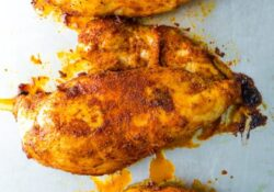 EN JUCIEST Baked chicken breast