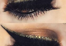 How to Wear Liquid Glitter Eyeliner Like a Pro!