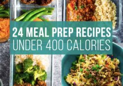 Lunch recipes for cooking for under 400 calories