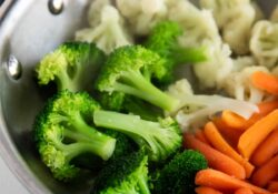 SIMPLY steamed vegetables (3 options!)