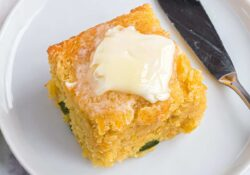 SIMPLE Mexican Corn Bread - I Heart Naptime