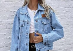 Legit Cute 20+ Casual Denim Jacket Outfits