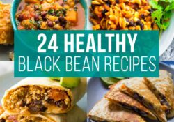 24 black bean recipes Perfect for food preparation
