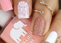 50+ cute short nail designs handy for everyday use