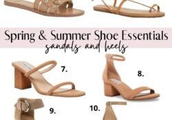 Best spring and summer shoes to add to your cart