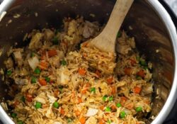 Ready Casserole Fried Rice (quick + easy!)