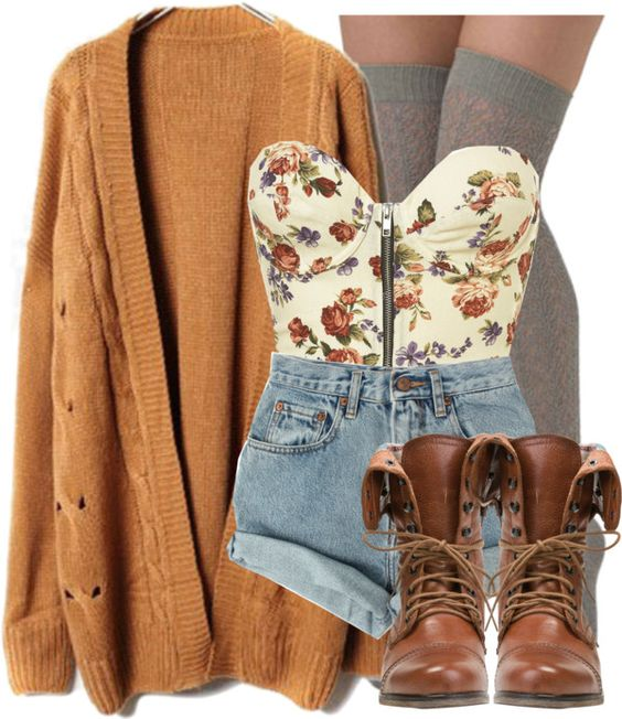 Outfit ideas that look great on women with large breasts