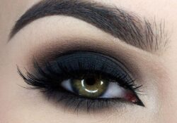 6 tips for achieving simple smokey eyes