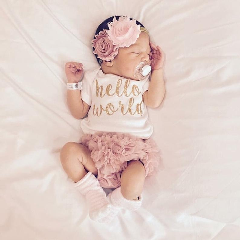 Unusual baby clothes for newborns