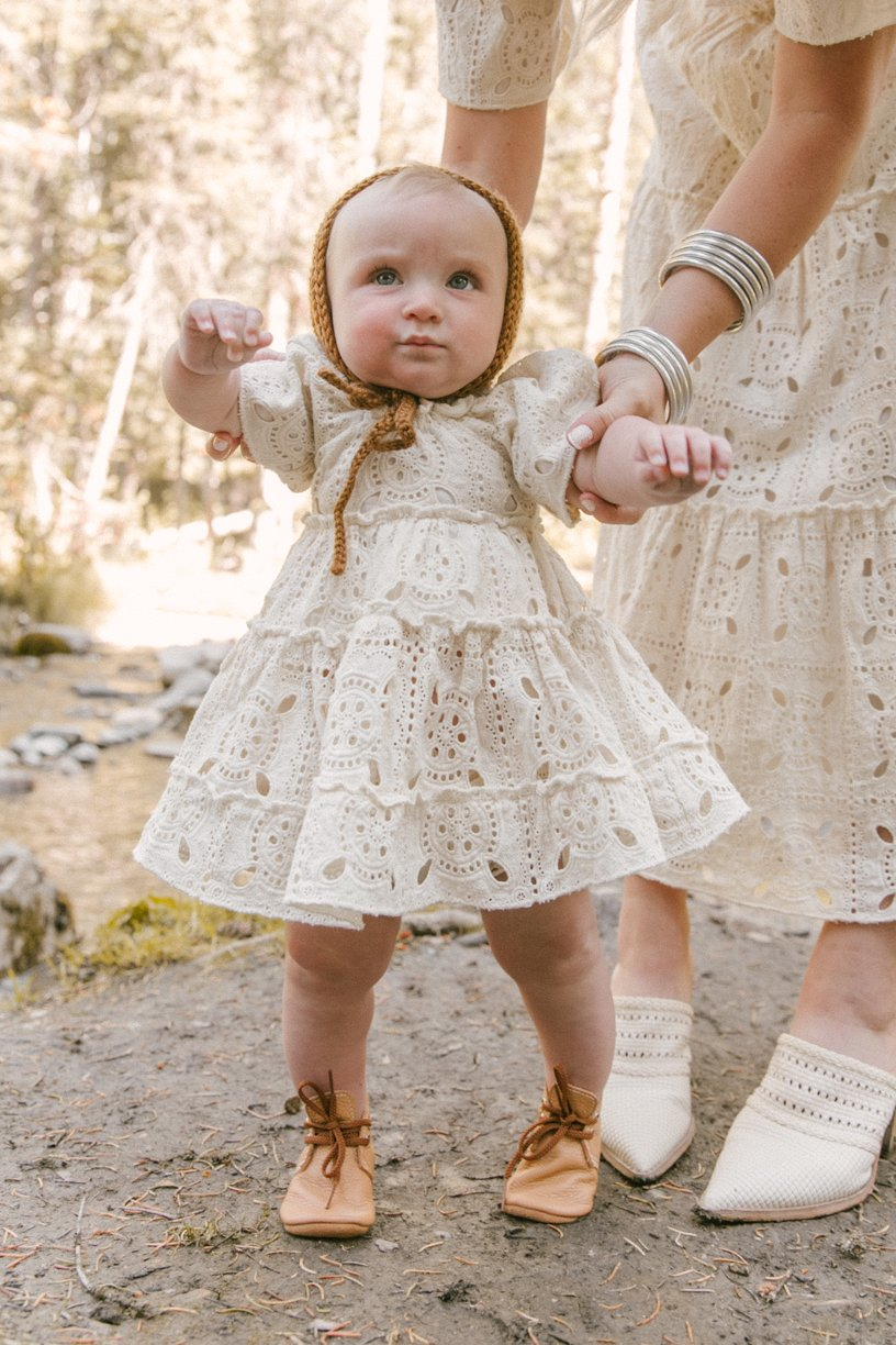 Sweet summer dresses for babies