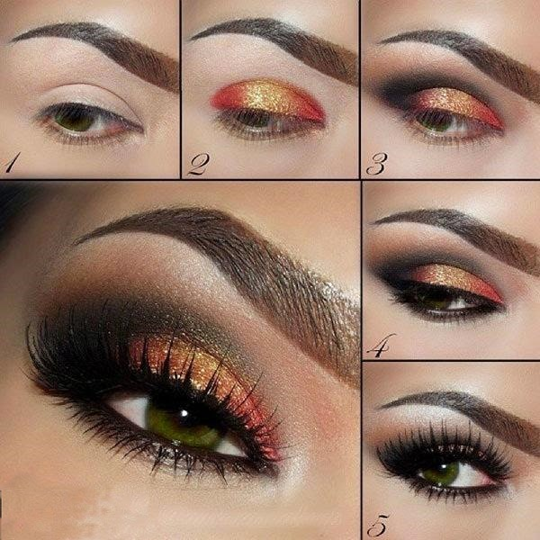 5 tips for applying the perfect shimmering summer eye look