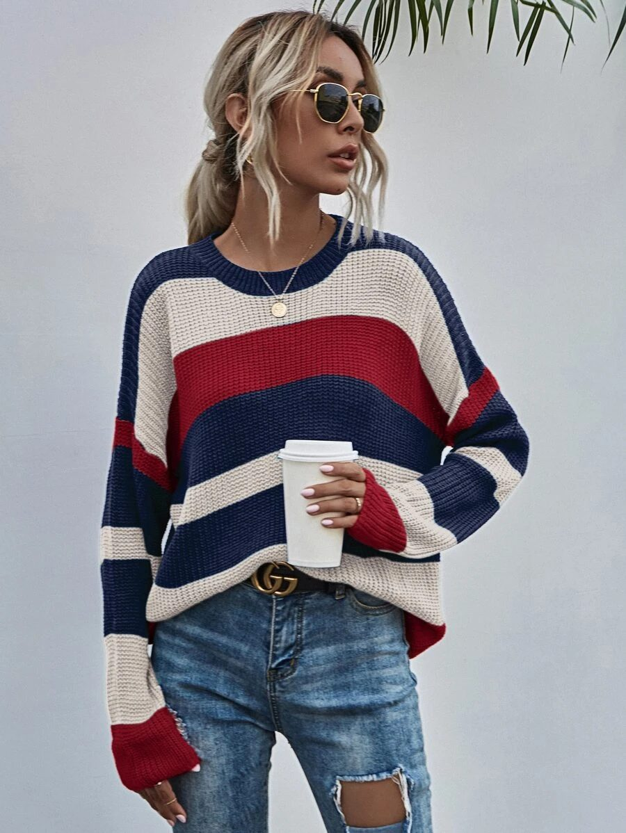 Cute jumper outfit from July 4th