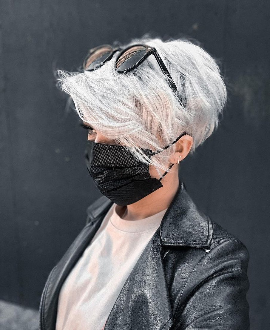 Short Pixie Cuts and Hairstyles Best Ideas - Trendy Pixie Hairstyles for Women 2021-2022