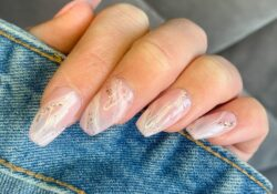 40 cute white nail designs perfect for all seasons