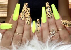 40 gorgeous neon nail designs perfect for summer