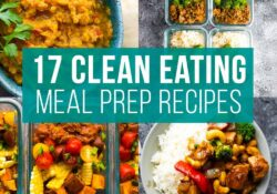 17 ideas for making clean meals