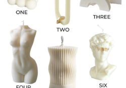 20+ Trendy Sculpture Candle that is almost too beautiful to burn