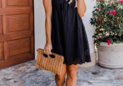 20+ cute black outfits perfect for the cool girl